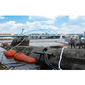 SALVAGE PONTOONS
